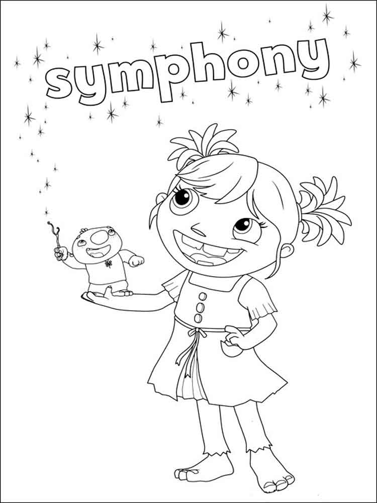 Wallykazam coloring pages. Free Printable Wallykazam coloring pages.