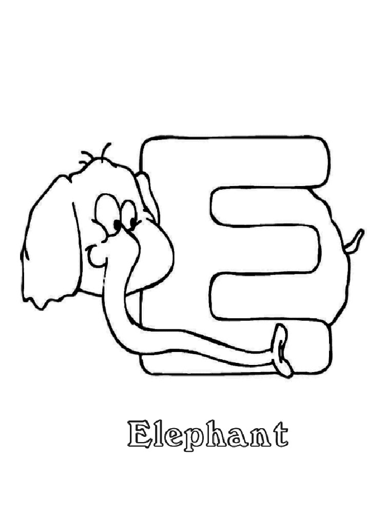 ABC Alphabet Coloring Pages Download And Print ABC Alphabet Coloring Pages