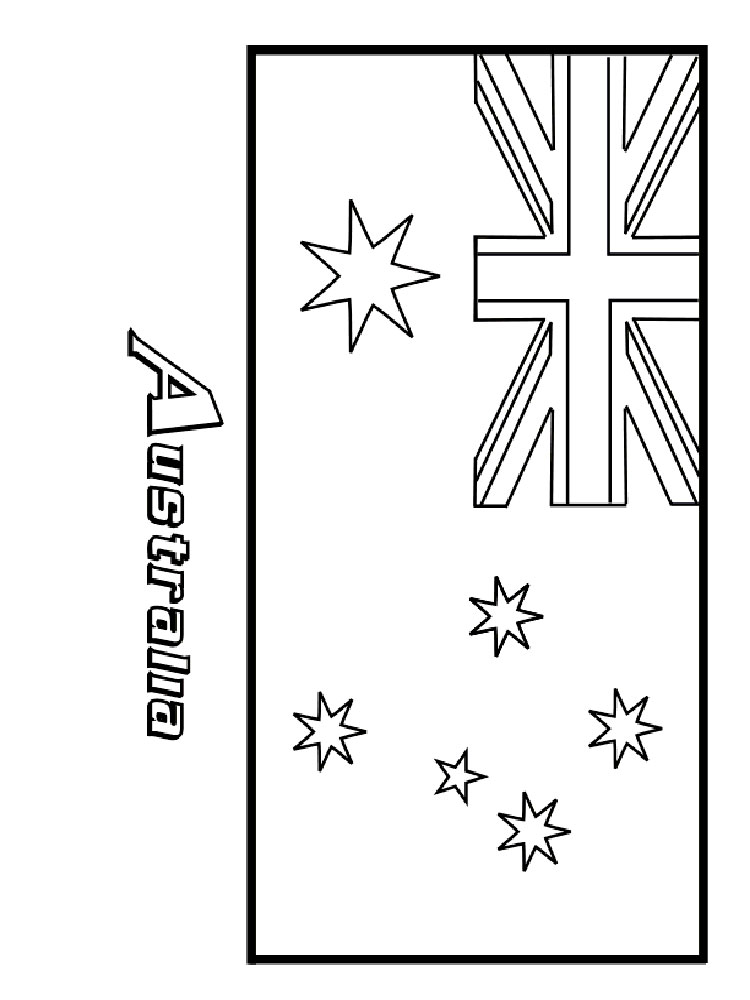 Country flags coloring pages of free printable country for Free printable flags of the world coloring pages