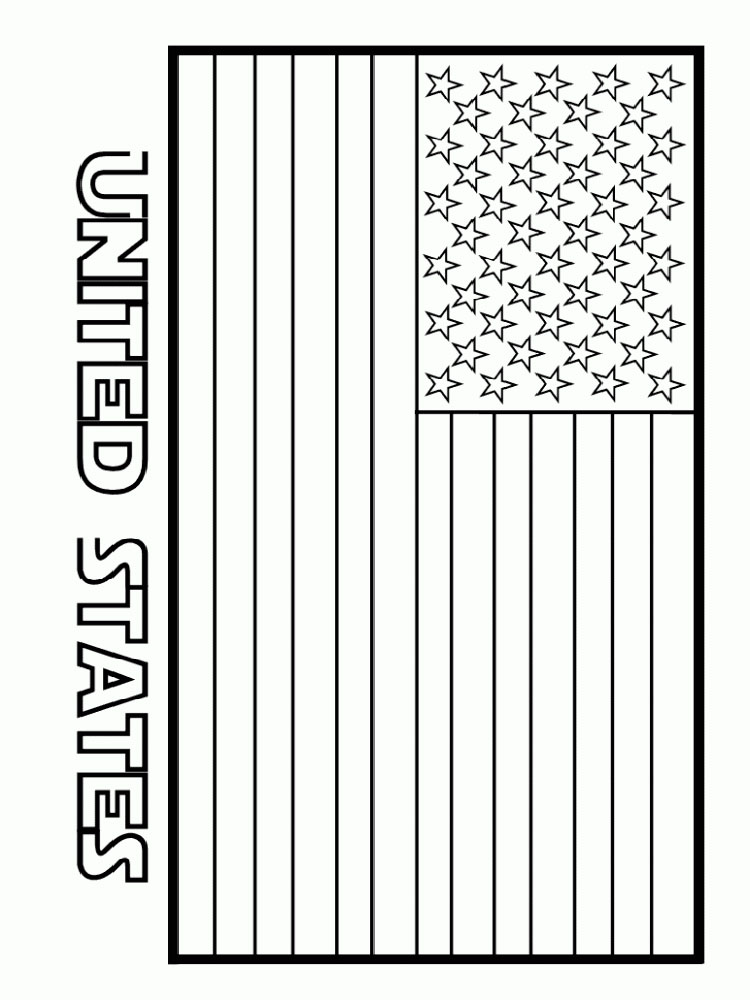 Flags of countries coloring pages. Download and print ...