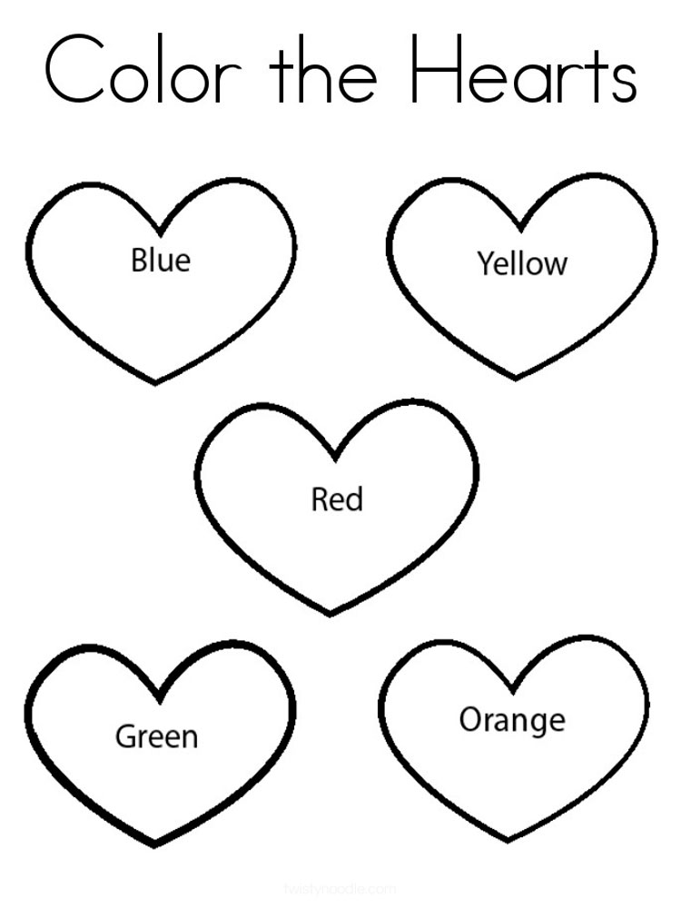 learning colors coloring pages learning colors coloring pages download and print