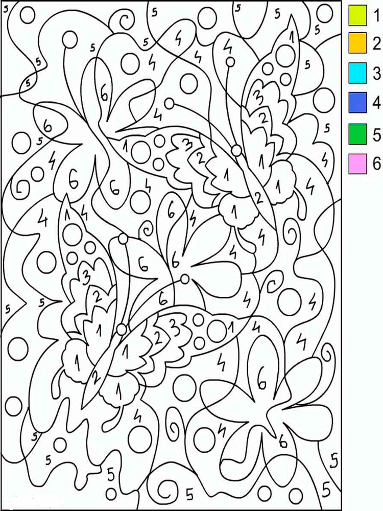 Learning Colors Coloring Pages Download And Print