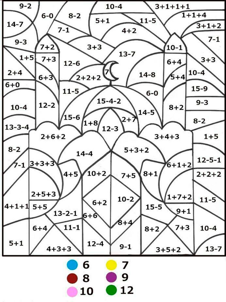 Math coloring pages. Download and print Math coloring pages.