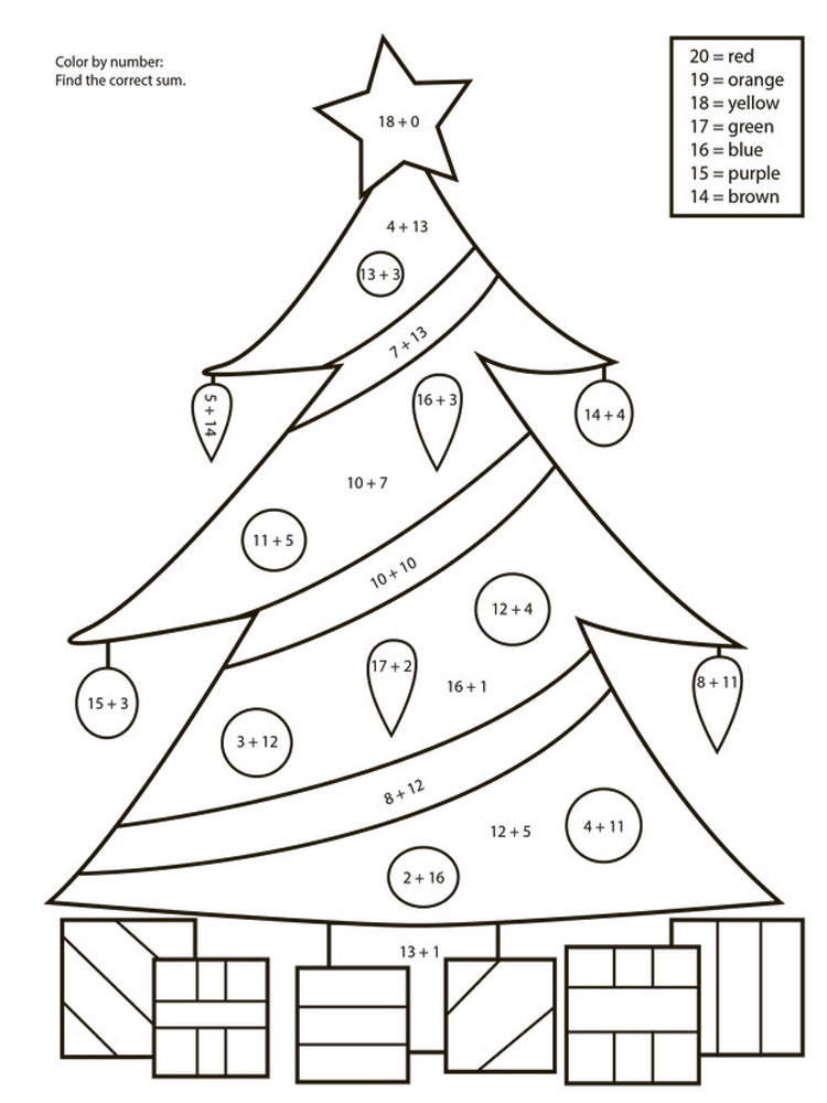 Math coloring pages download and print math coloring pages for Worksheet coloring pages