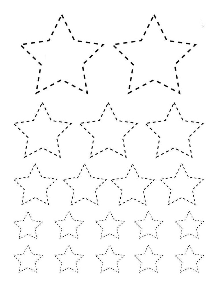 Shapes coloring pages Download