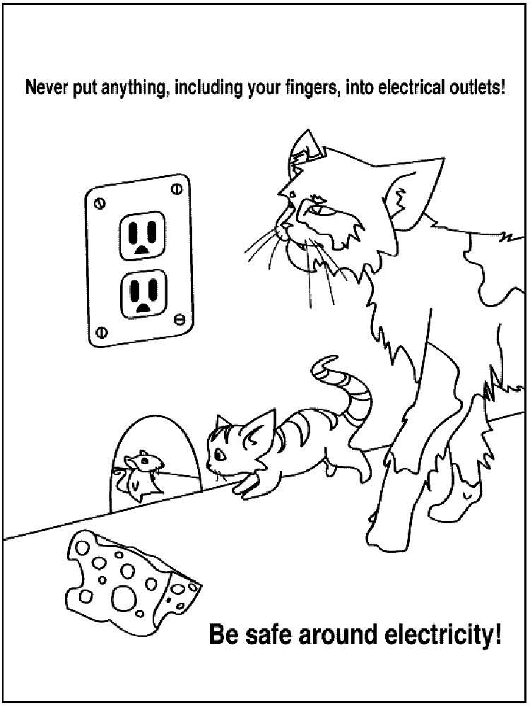 ... educational-health-and-safety-coloring-pages-5 ...