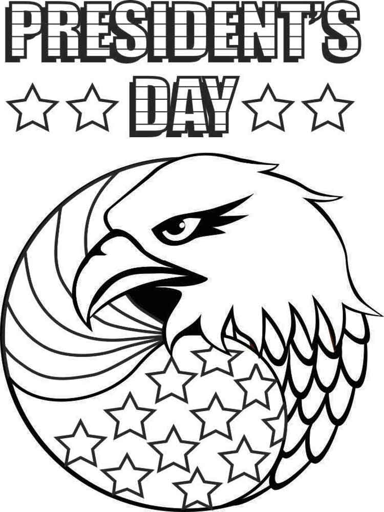 President's Day coloring pages. Free Printable President's ...