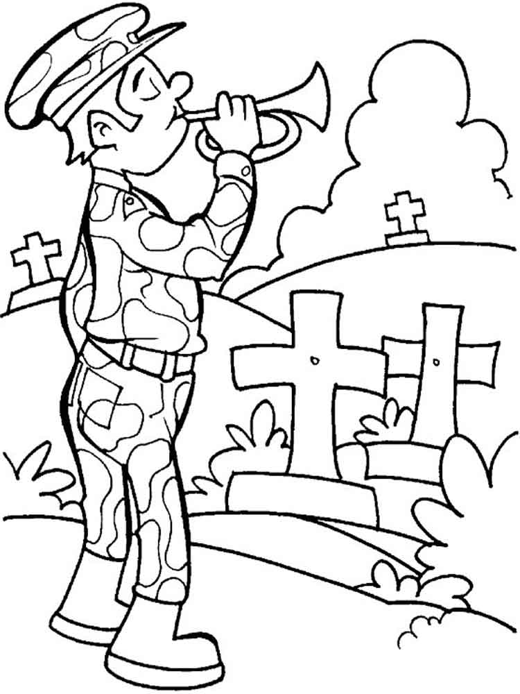 remembrance day online coloring pages | Remembrance Day coloring pages. Free Printable Remembrance ...