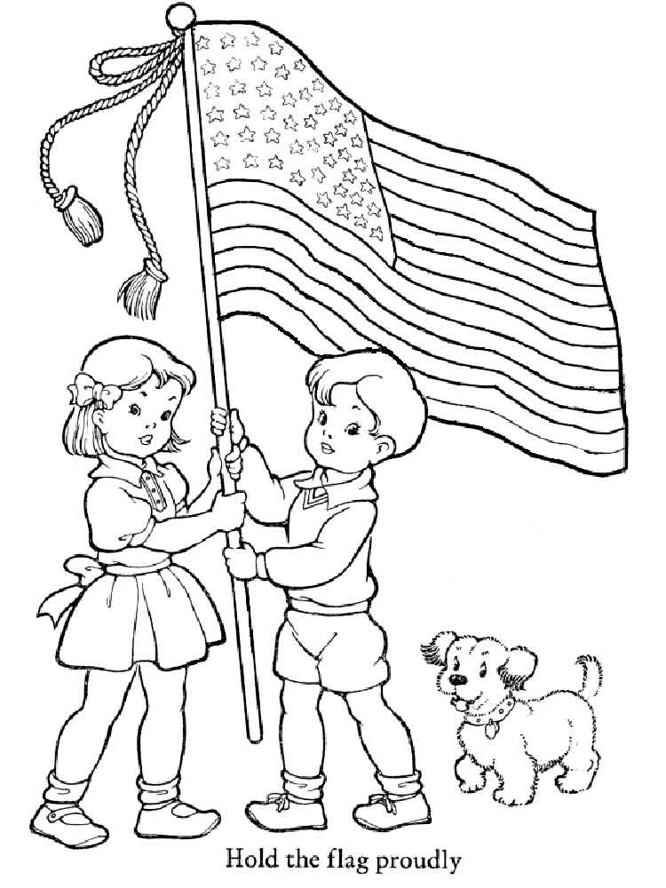 Veterans Day coloring pages Free Printable Veterans Day coloring