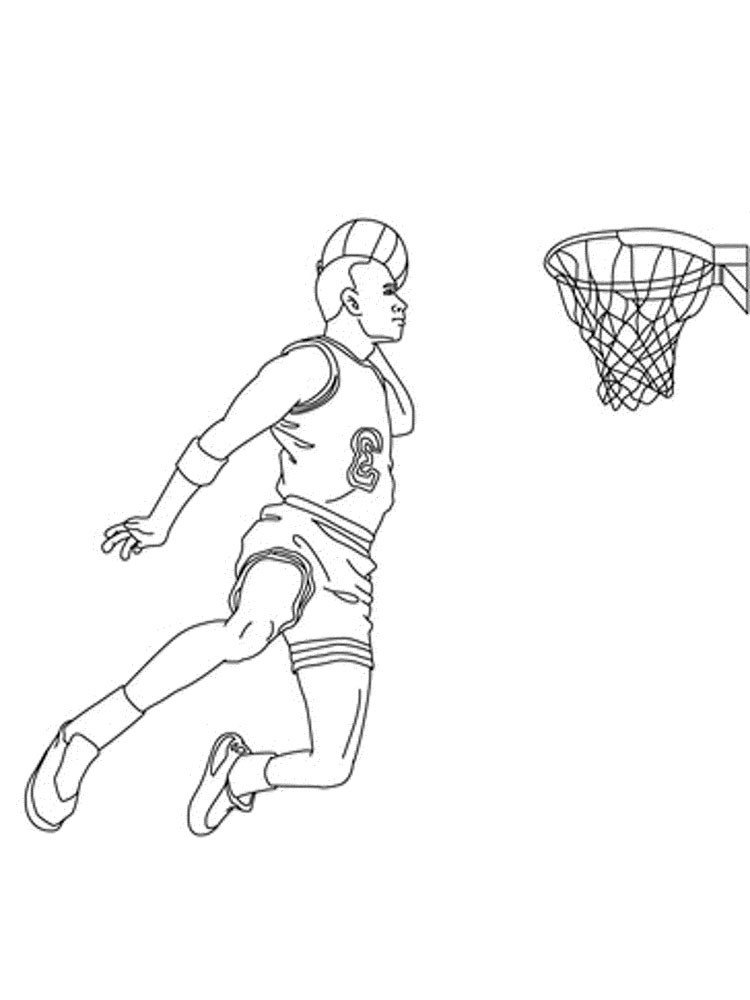 - Basketball Coloring Pages. Download And Print Basketball Coloring Pages