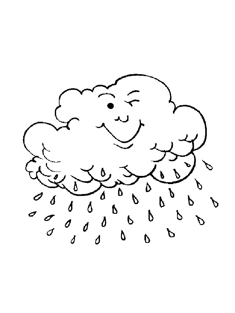 cloud coloring pages 1