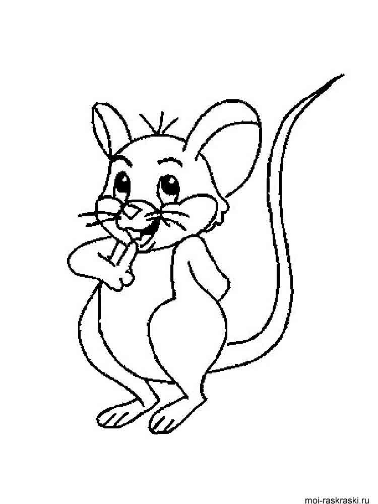Mouse Coloring Pages Download And Print Mouse Coloring Pages