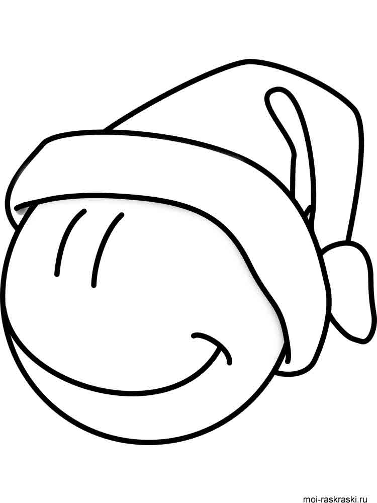 Smiley coloring pages for free ~ Free printable Smiley Face coloring pages.