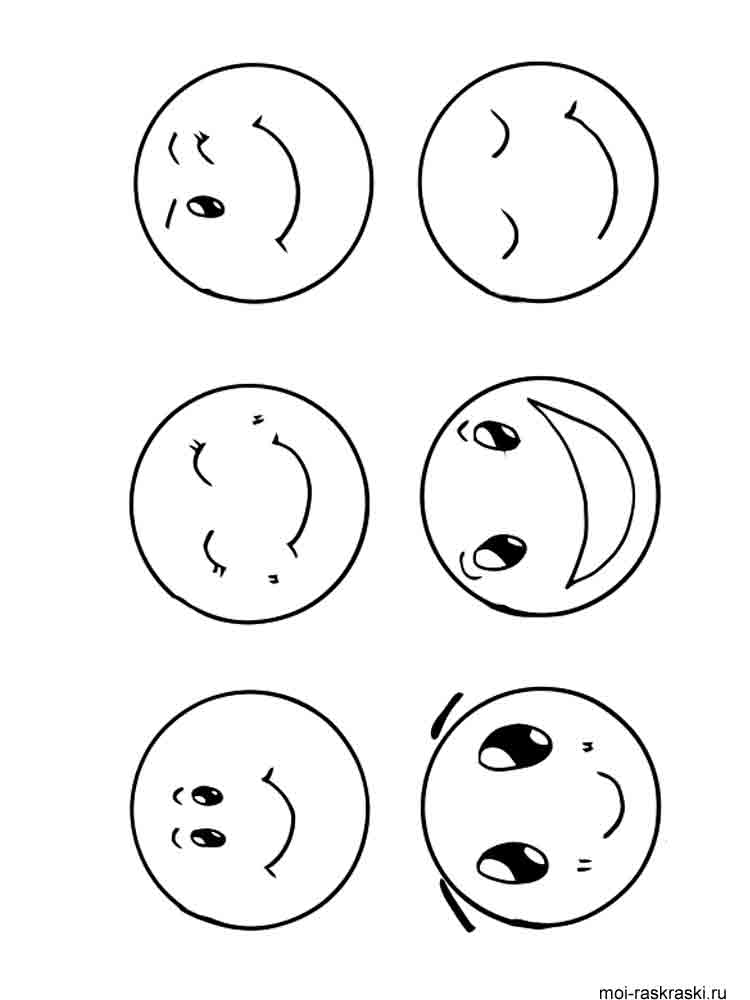 smiley coloring pages - photo#26