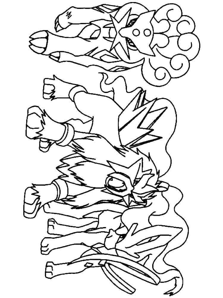 All Pokemon Coloring Pages Free Printable All Pokemon