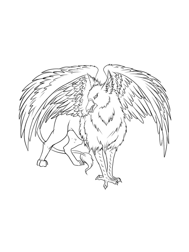 Anime Animals coloring pages. Free Printable Anime Animals ...