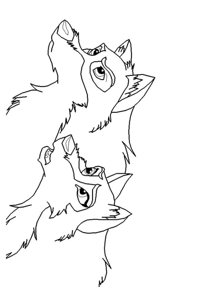 Images of Balto 3 Coloring Pages - #SpaceHero