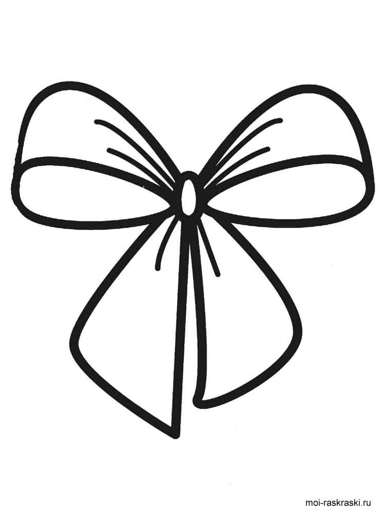 Bows Coloring Pages Free Printable Bows Coloring Pages Bow Coloring Page