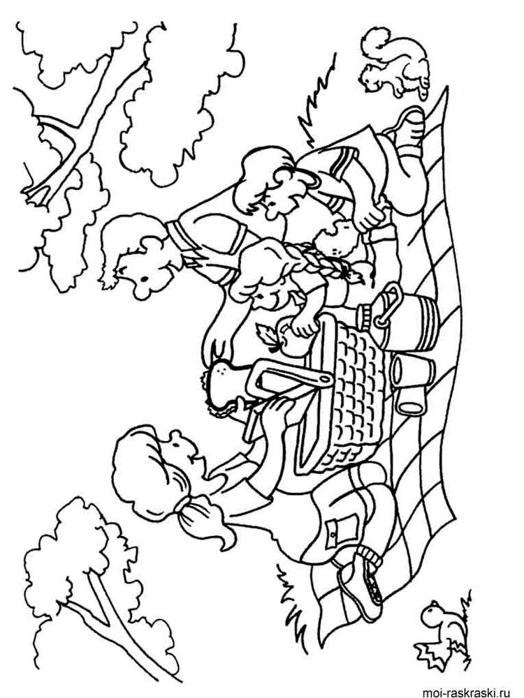 Family Coloring Pages Download And Print Family Coloring Pages