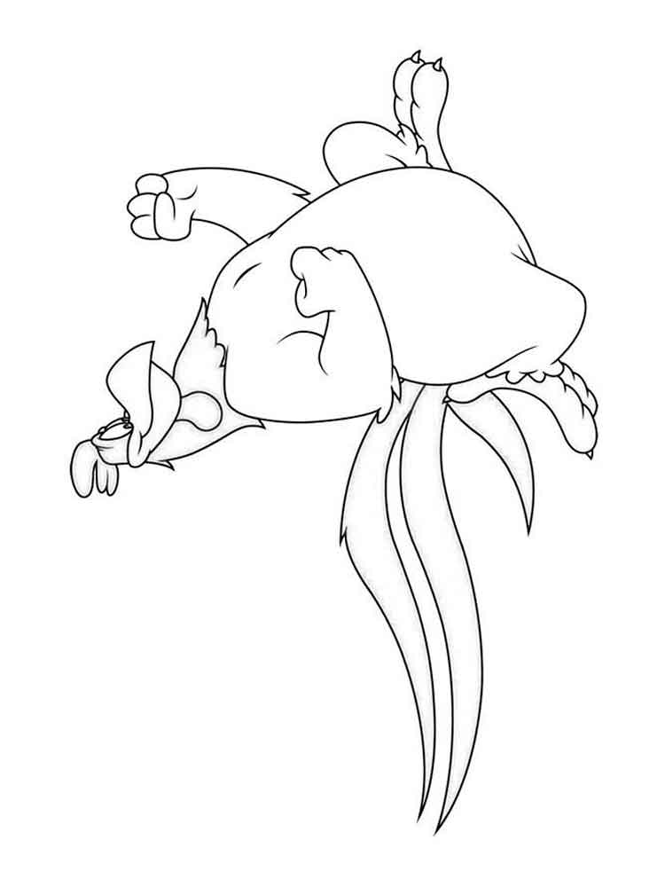 Foghorn Leghorn Coloring Pages Free Printable Foghorn