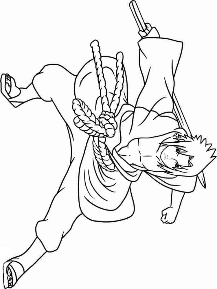 coloring pages naruto shippuden | Naruto Shippuden coloring pages. Free Printable Naruto ...
