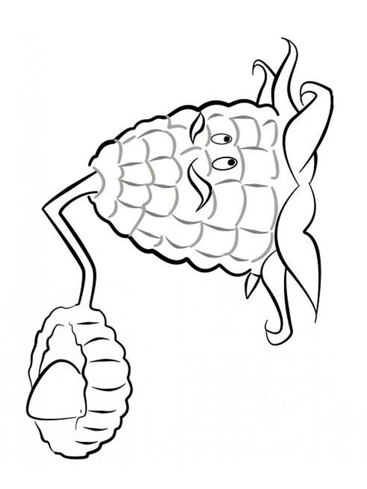 Plants vs. Zombies coloring pages. Free Printable Plants ...