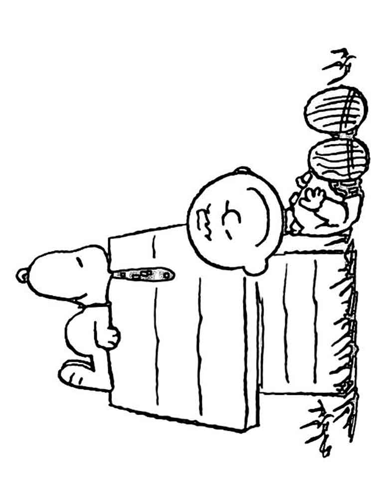 Snoopy Coloring Pages Free Printable Snoopy Coloring Pages
