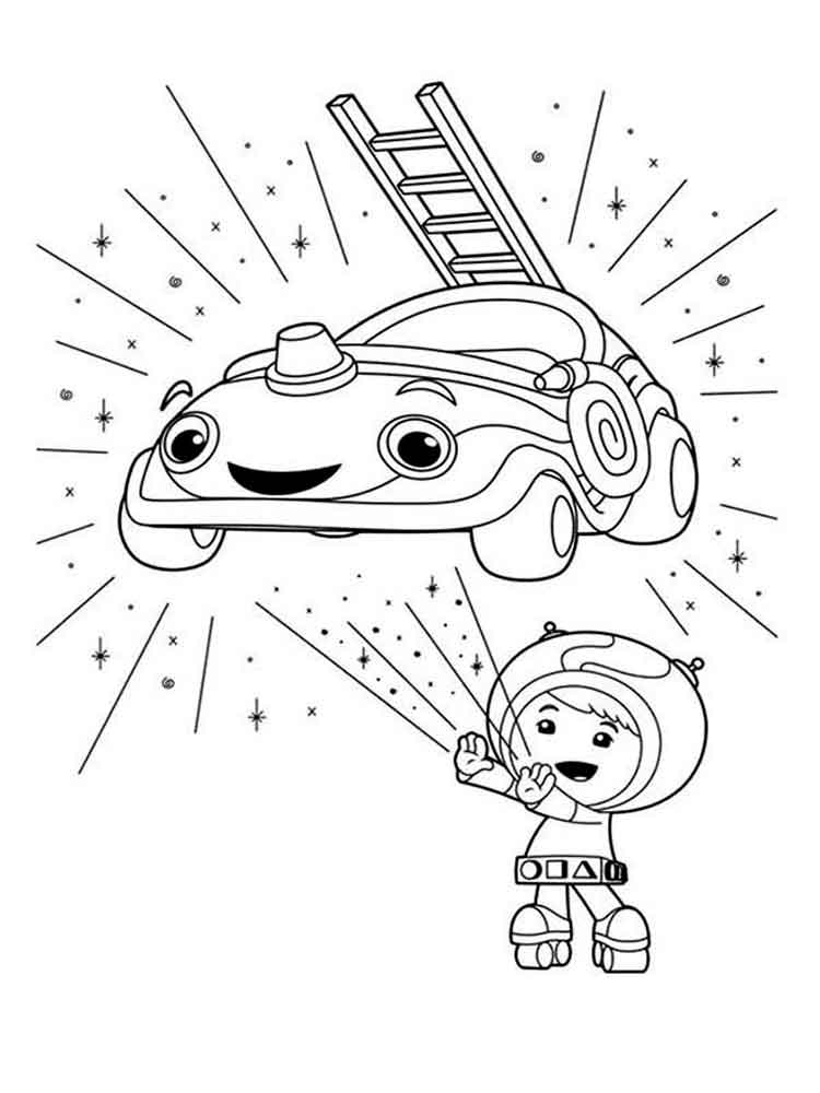 umizoomi printable coloring pages  28 images  umizoomi coloring