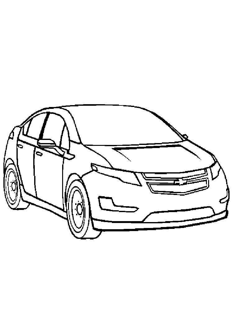 Chevy coloring pages Free Printable Chevy coloring pages