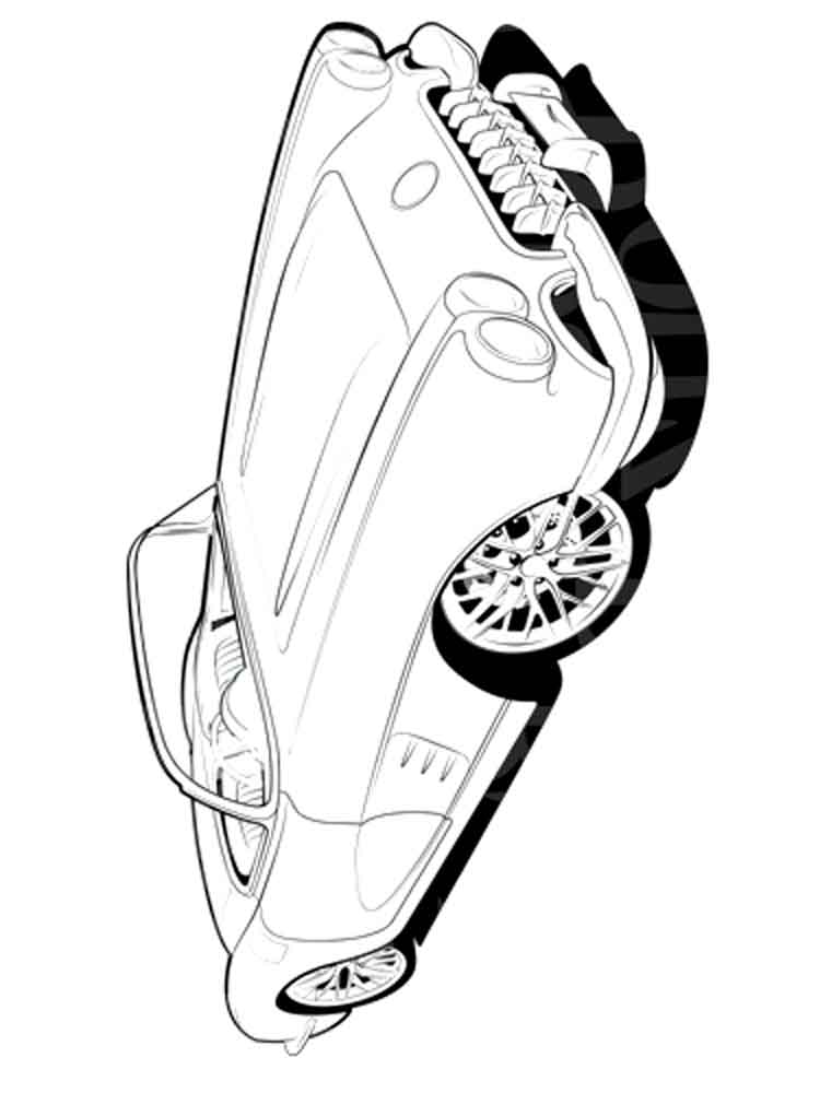 Corvette coloring pages. Free Printable Corvette coloring pages.
