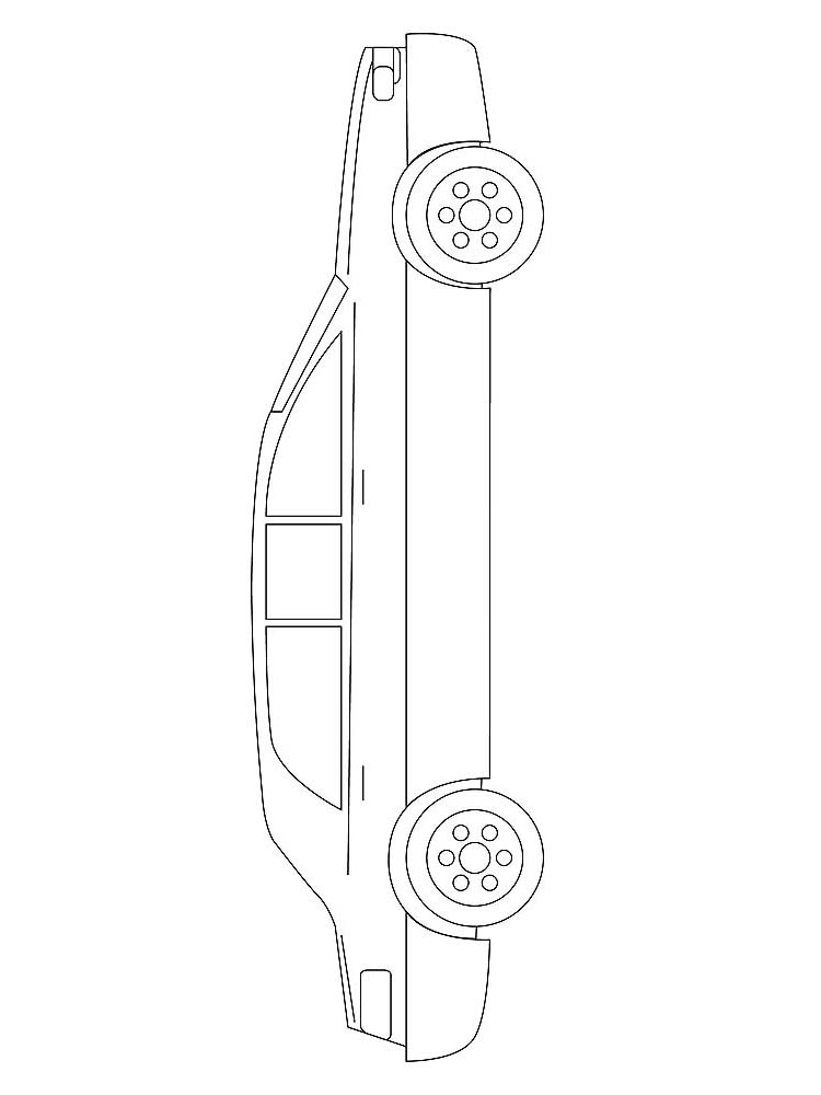 limousine coloring pages free printable limousine