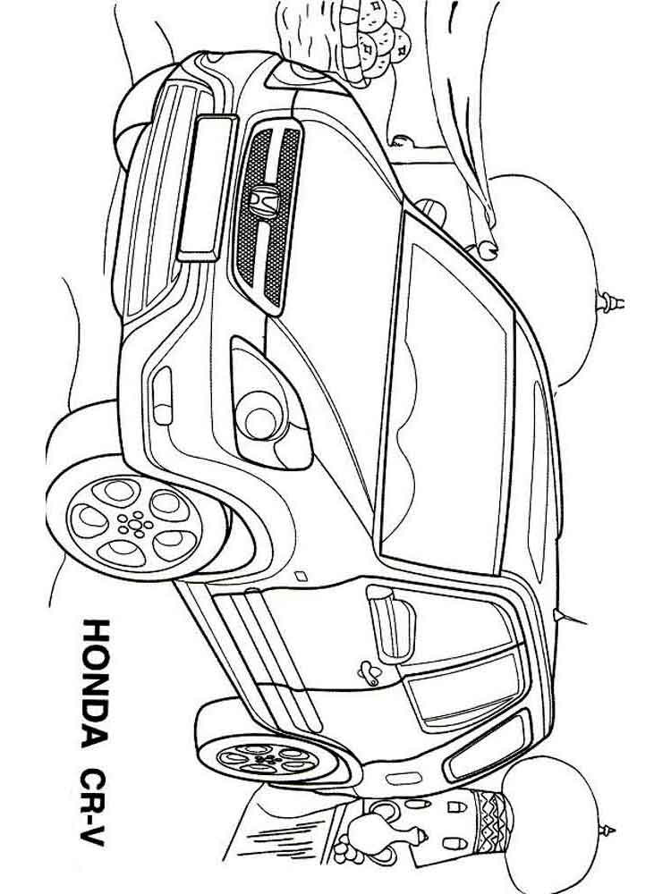Off road vehicle coloring pages