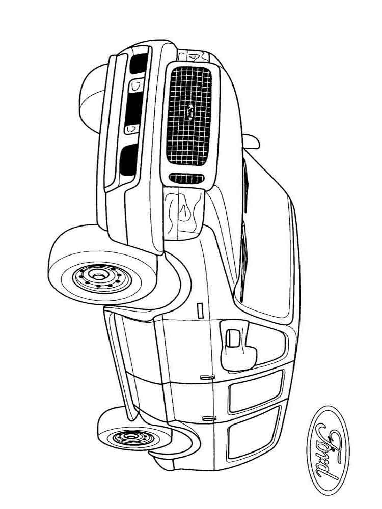Off Road Vehicle Coloring Pages Download And Print Off