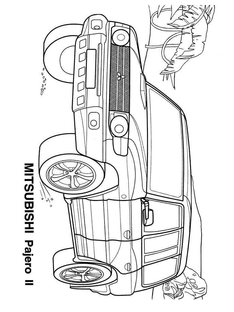 Off road vehicle coloring pages. Download and print Off ...