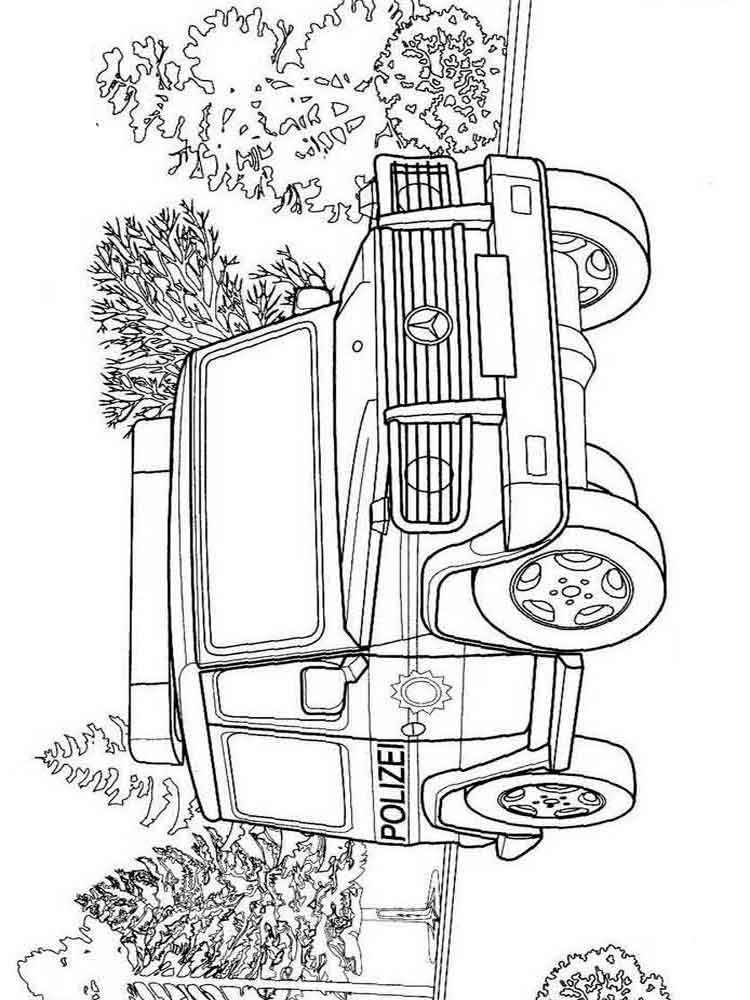 Police Car Coloring Pages Download And Print Police Car Coloring Pages