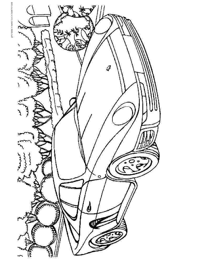 Porsche Coloring Pages Free Printable Porsche Coloring Pages