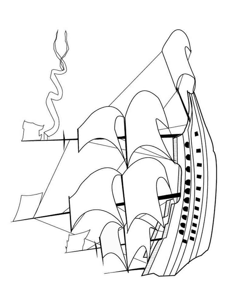 Big Bee Boats >> Boats and Ships coloring pages. Download and print boats ...