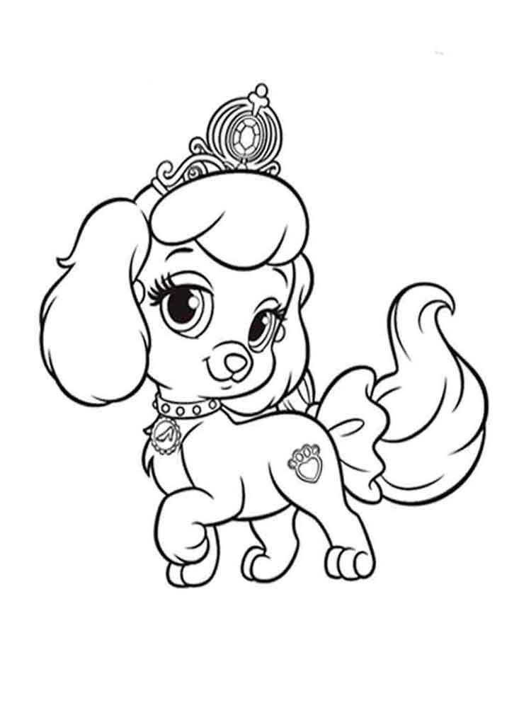 Dogs coloring pages Download and