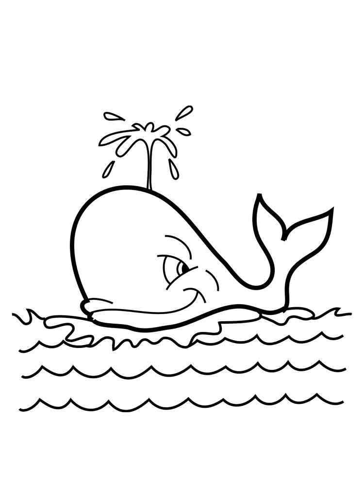 Whales coloring pages. Download and print whales coloring ...