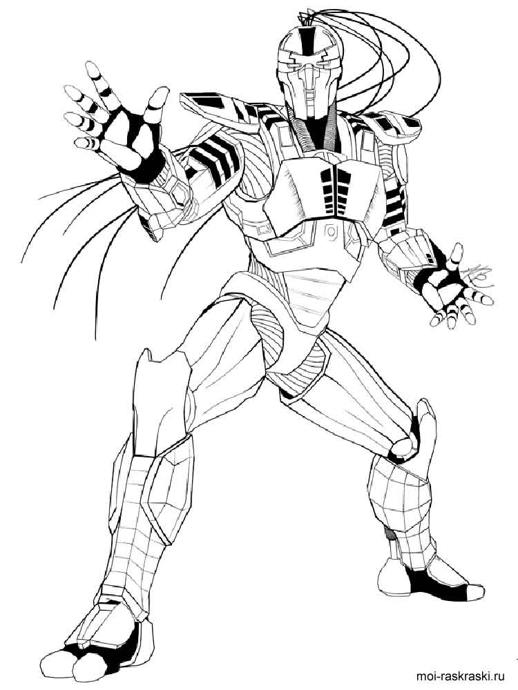 Free Mortal Kombat Coloring Pages Download And Print Mortal Kombat Coloring Pages