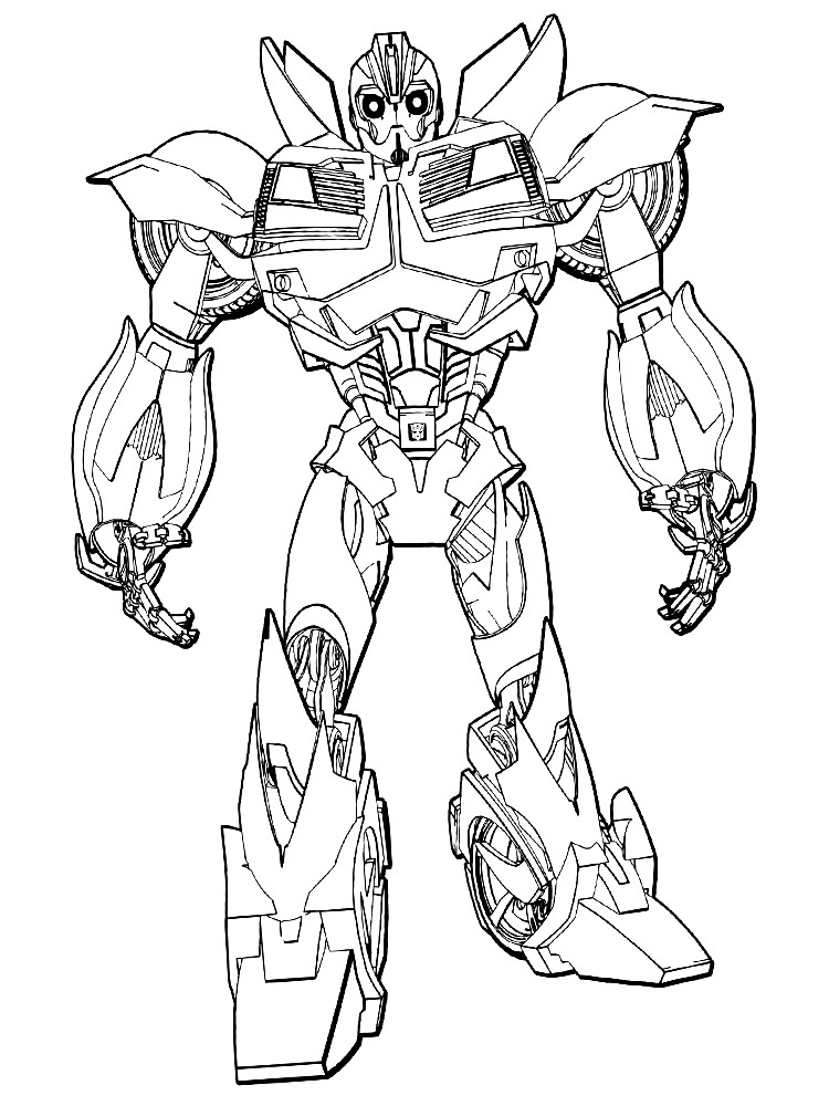 Autobot Coloring Pages. Free Printable Autobot Coloring Pages