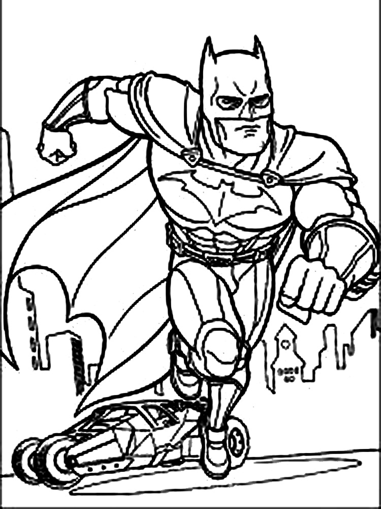 It is a graphic of Challenger batman and robin coloring pages