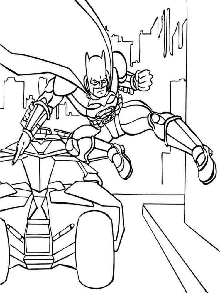 Batman coloring pages. Download and print batman coloring ...