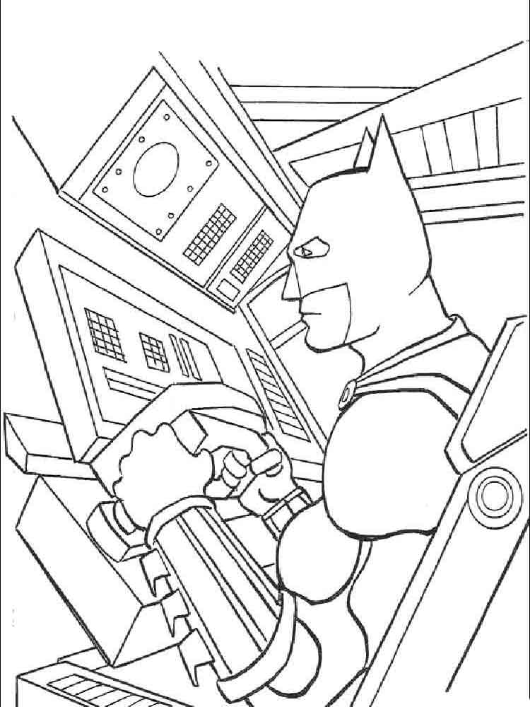 Batman coloring pages. Download and print batman coloring ...
