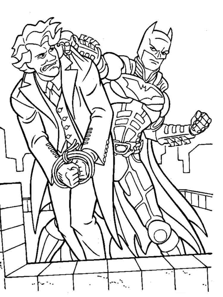 Batman coloring pages Download and print batman coloring