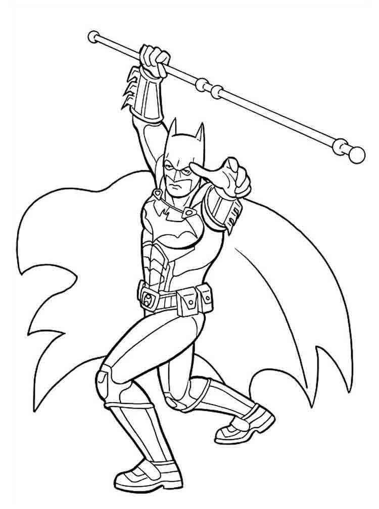 Batman coloring pages Download