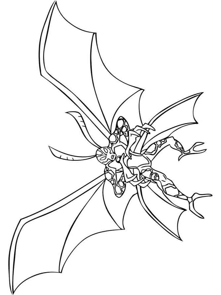 Ben 10 coloring pages. Download and print Ben 10 coloring ...