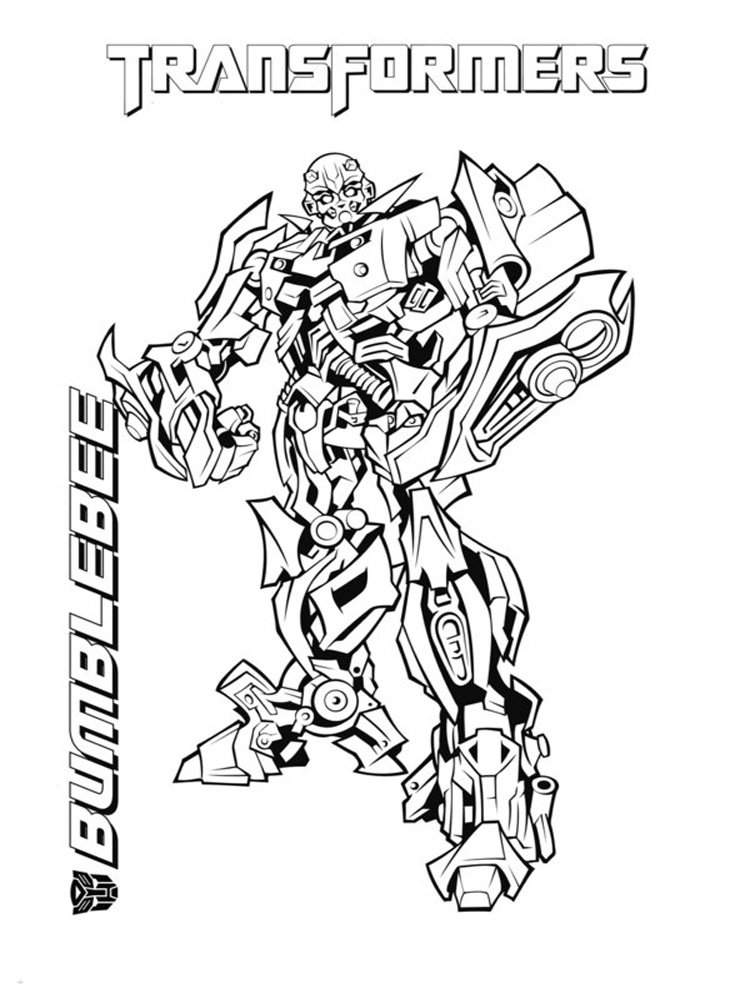 Bumblebee coloring pages. Free Printable Bumblebee ...