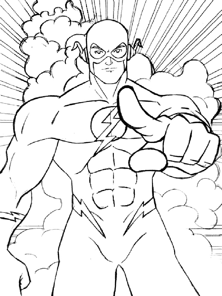 Dc Coloring Pages Super Friends Coloring Pages On