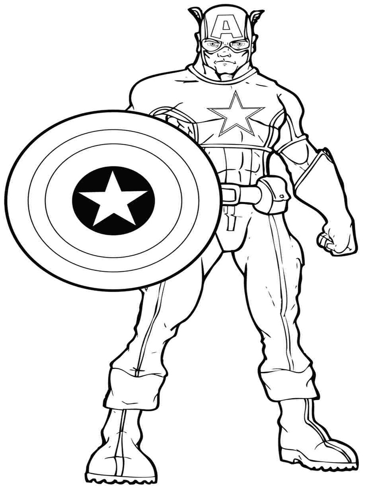 dc superhero coloring pages for boys 17 - Superhero Coloring Pages